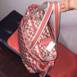 🎈SALE🎈Coach Rare Diaper Bag
